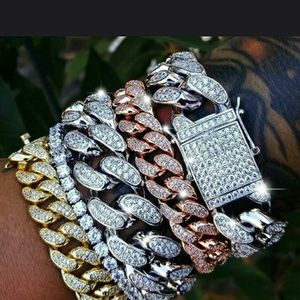 Other - Iced Out Cuban Bracelets